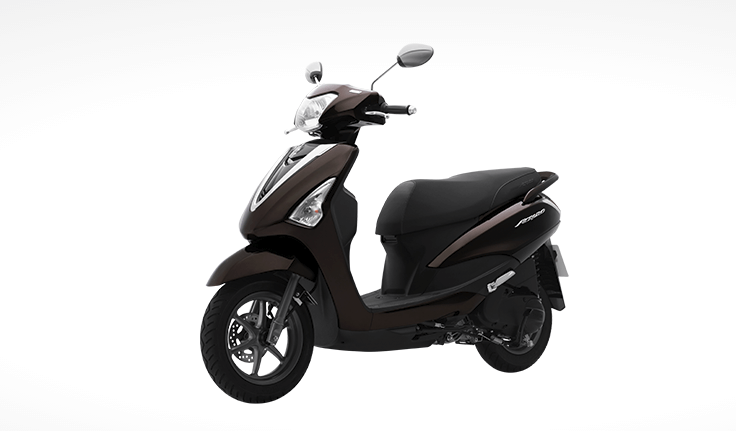 Yamaha Acruzo -phiên bản cao cấp 2016 - nâu