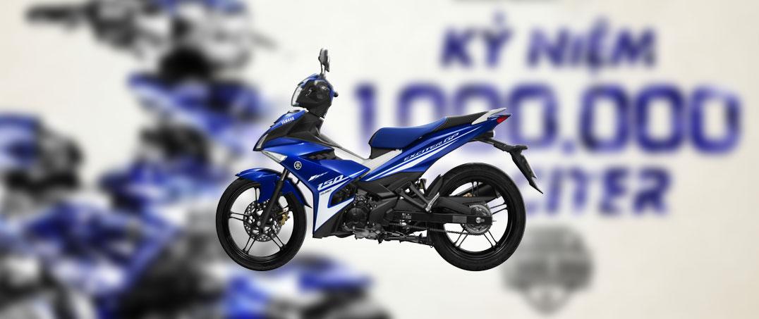Vì sao Yamaha Exciter không có đối thủ tại Việt Nam?