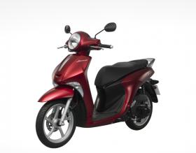 Yamaha Janus - phiên bản tiêu chuẩn - đỏ