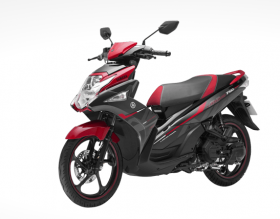 Yamaha nouvo fi-rc - đỏ