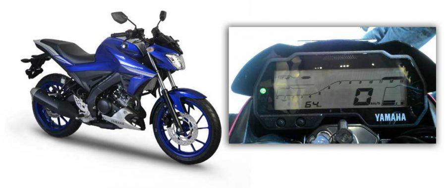 2017 Yamaha V-Ixion R về đại lý, giá 49 triệu đồng