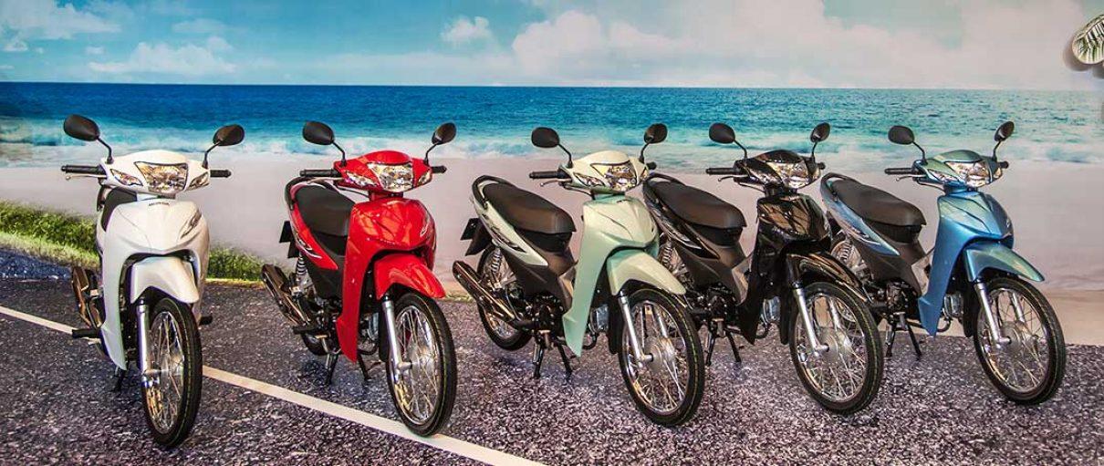 """5 mẫu xe máy """"Tốt, Bền, Rẻ, Đẹp"""" dành cho tân sinh viên"""