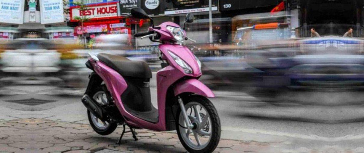 Hơn 450.000 chiếc Honda Vision đã được bán tại Việt Nam