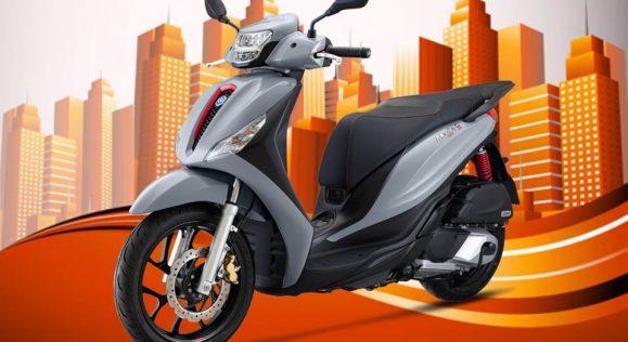 Medley S 2020 125