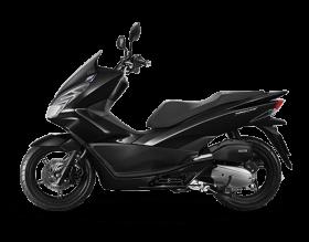 honda pcx 125cc - phiên bản tiêu chuẩn - đen