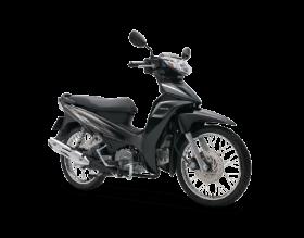Honda Blade 110cc - tiêu chuẩn - đen