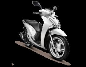 Honda SH125i - ABS - trắng