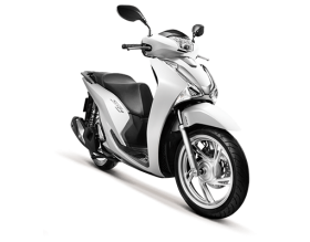 Honda SH125i - CBS - Trắng