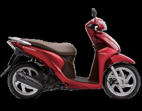 honda vision 110cc - phiên bản thời trang - đỏ