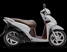 honda vision 110cc - phiên bản thời trang - trắng