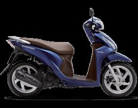 honda vision 110cc - phiên bản thời trang - xanh