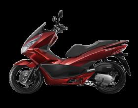 honda pcx 125cc - phiên bản tiêu chuẩn - đỏ