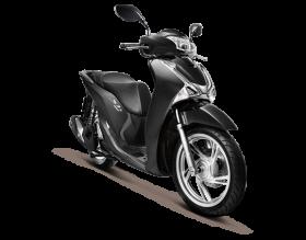 Honda SH150i - CBS - đen