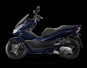 honda pcx 125cc - phiên bản tiêu chuẩn - xanh lam