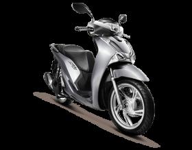 Honda SH150i - CBS - bạc