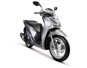 Honda SH150i - ABS - bạc