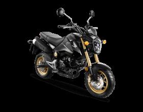 honda msx 125cc - đen