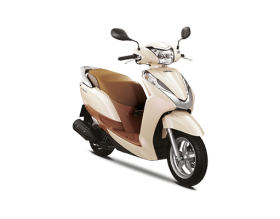 Honda lead 125cc - phiên bản cao cấp - vàng