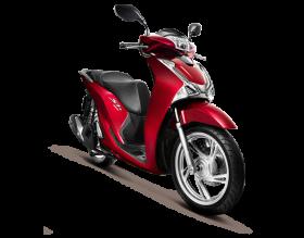Honda SH150i - CBS - đỏ