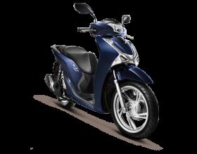 Honda SH150i - ABS - xanh lam-đen