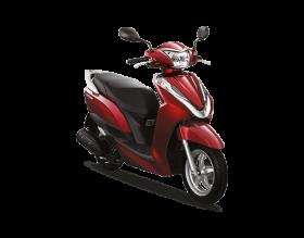 Honda lead 125cc - phiên bản tiêu chuẩn - đỏ