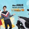 Khuyến mãi: Janus tung tăng – Không lo tiền xăng