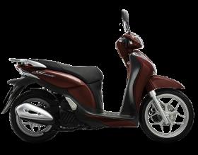 honda sh mode 125cc - phiên bản tiêu chuẩn - đỏ
