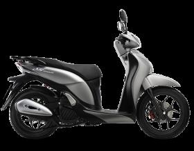 Honda SH mode 125cc - Phiên bản cá tính - Bạc mờ