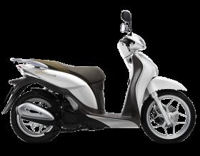 honda sh mode 125cc - phiên bản thời trang - trắng