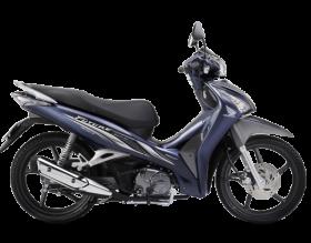 Honda Future 125cc - xanh xám
