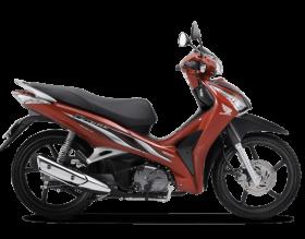 Honda Future 125cc - đỏ ghi xám