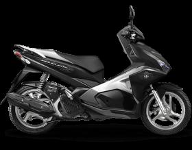 Honda Air Blade 125cc - Phiên bản cao cấp - đen bạc