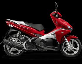 Honda Air Blade 125cc - Phiên bản cao cấp-đỏ bạc