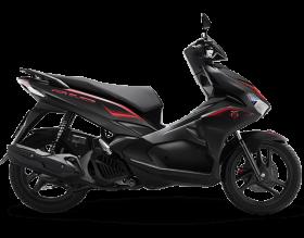 Honda Air Blade 125cc - Phiên bản sơn mờ đặc biệt - đen mờ