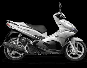 Honda Air Blade 125cc - Phiên bản cao cấp - trắng bạc