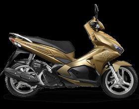 Honda Air Blade 125cc - Phiên bản sơn từ tính cao cấp - vàng đen