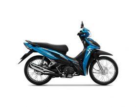 HONDA WAVE RSX FI 110CC – VÀNH NAN HOA PHANH CƠ - XANH ĐEN