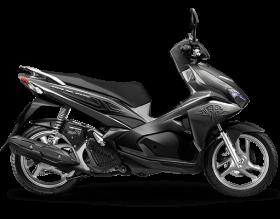 Honda Air Blade 125cc - Phiên bản sơn từ tính cao cấp-Xám đen