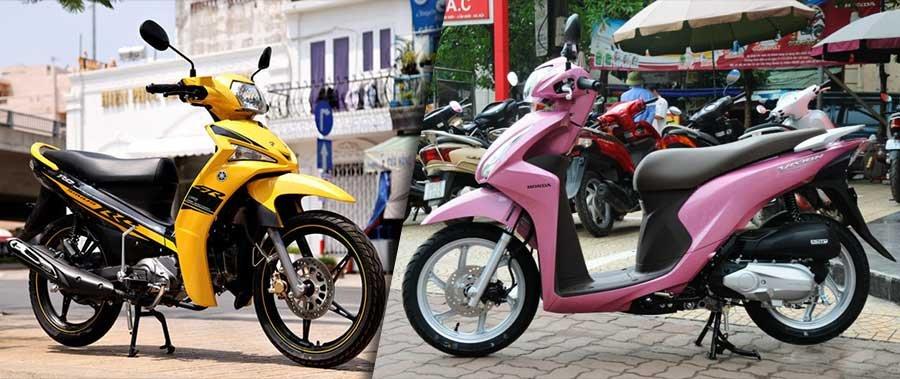 Soán ngôi Sirius, Honda Vision thành xe máy bán chạy nhất Việt Nam
