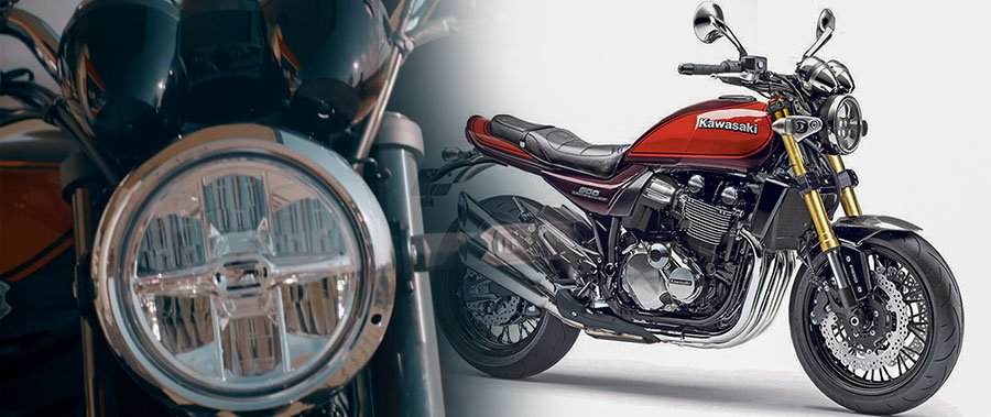 Kawasaki sắp ra mắt Z900RS theo phong cách hoài cổ