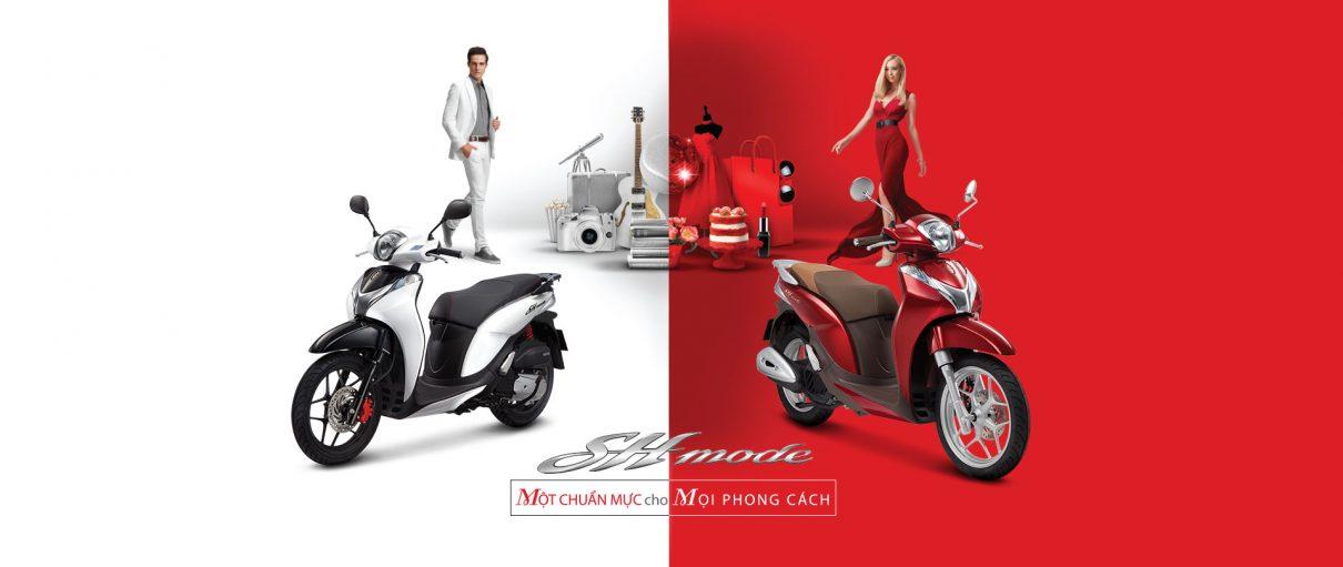 Honda Việt Nam thêm sắc màu mới cho SH mode 125cc