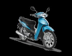 Honda Wave Alpha 100cc - xanh đen bạc