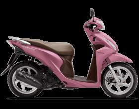 honda vision 110cc - phiên bản thời trang - hồng