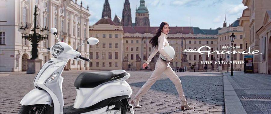 Yamaha Grande hybrid chính thức có mặt tại Việt Nam, giá từ 45,5 triệu đồng