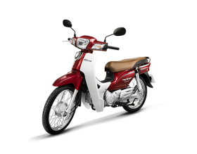 Honda Dream 110cc - đỏ