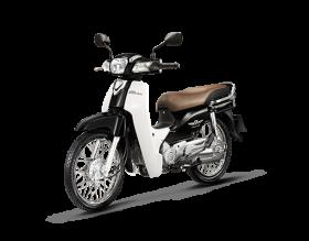 Honda Dream 110cc - đen