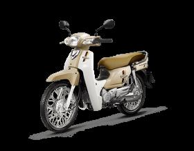 Honda Dream 110cc - vàng thanh lịch
