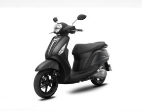 Yamaha Grande - phiên bản đặc biệt- đen mờ