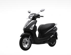 Yamaha Acruzo -phiên bản tiêu chuẩn 2016 - đen