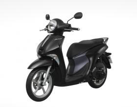 Yamaha Janus - phiên bản tiêu chuẩn - đen